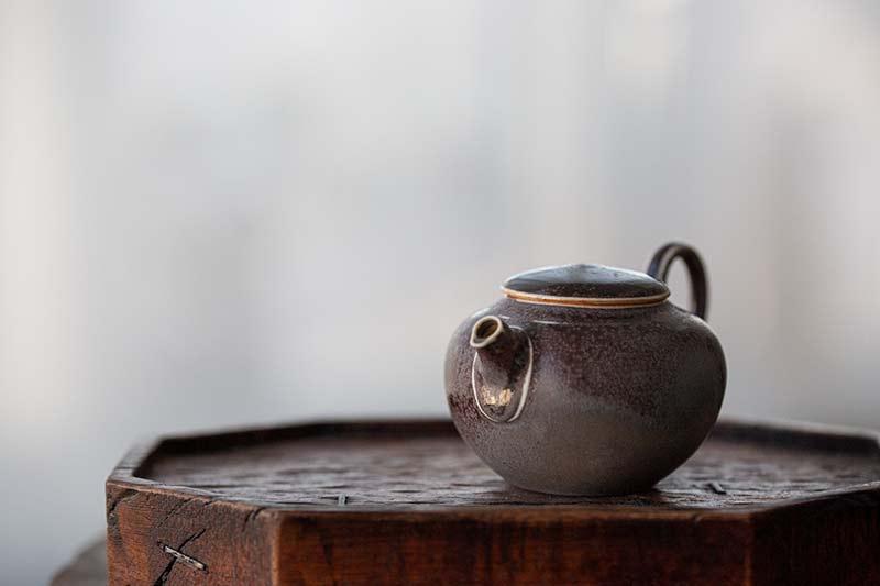 1001 Teapots -Teapot #218