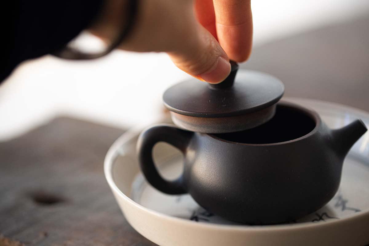 Journeyman Jianshui Zitao Teapot – Black