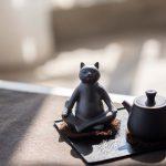 Master Félin Tea Pet