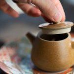Wood Fired Gao Shipiao Jianshui Zitao Teapot – Caramel