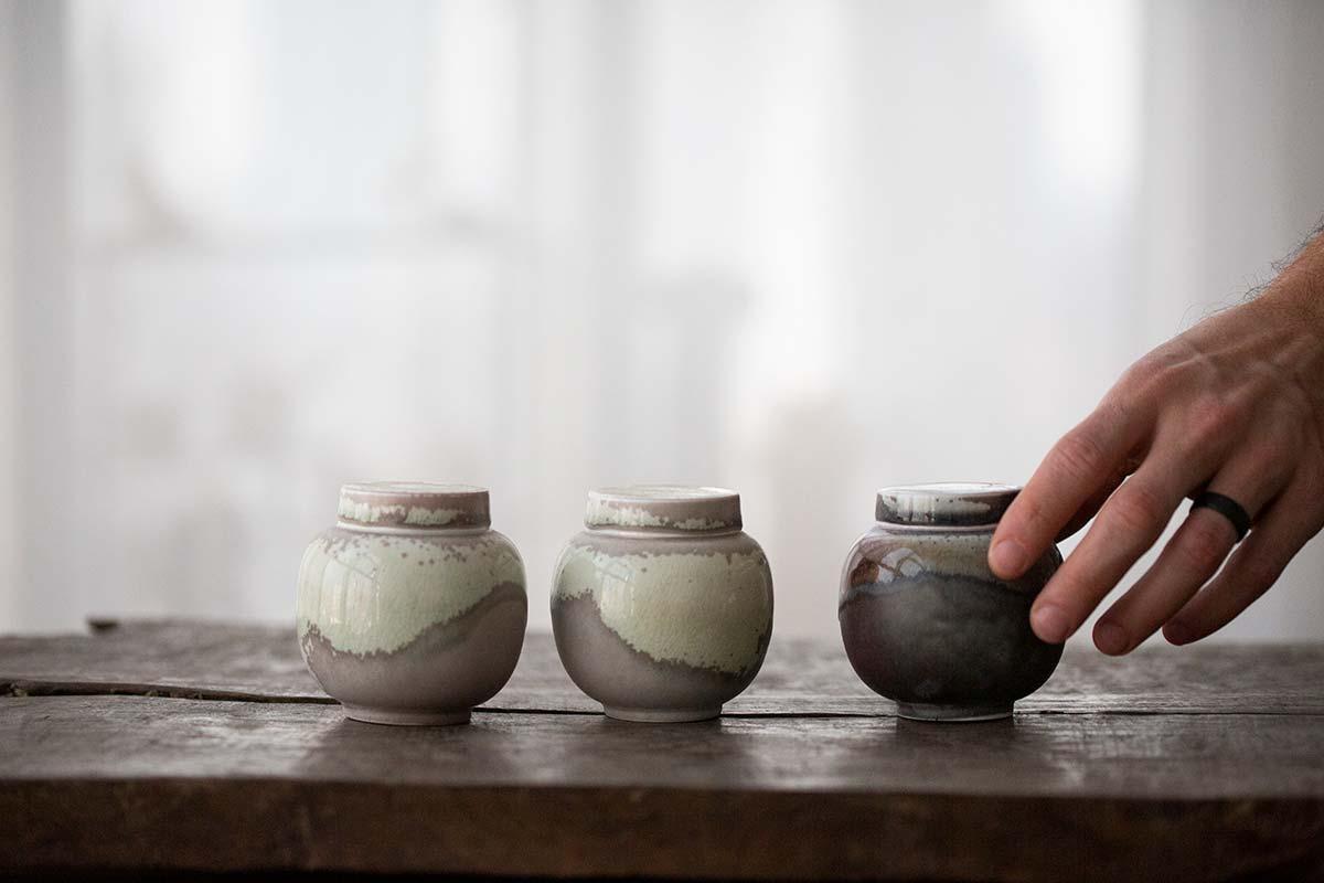 1001 Tea Jars #12