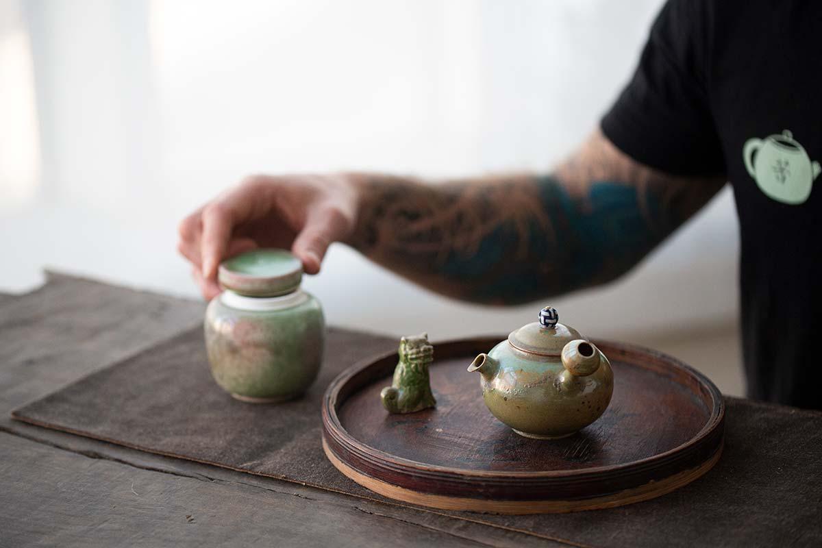 1001 Teapots -Teapot #225