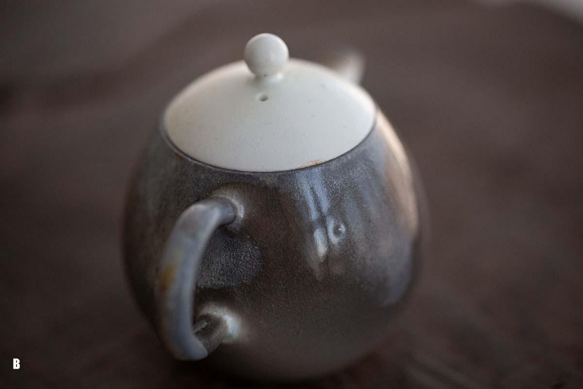 Emperor Wood Fired Teapot – 1