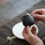 Wuhui Pear Yixing Qingshui Clay Teapot