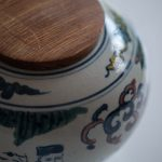 Social Times Caihui Tea Jar