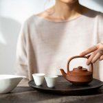 Tiliang Yixing Jiangponi Clay Teapot