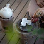 Chaozhou Da Hong Pao Clay Mengchen Teapot