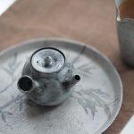 Surf Left Handed Kyusu Teapot