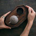 Fanggu Style Julunzhu Yixing Duanni Clay Teapot
