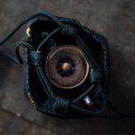 Dark Bloom Teaware Pouch