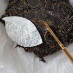 Golden Bamboo Tea Pick