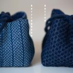 Textured Teaware Travel Pouch