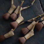 Twig Pot Brush