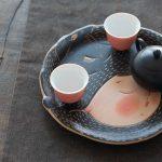 Beauty & Beast Tea Tray (Small)