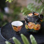 Monet Kyusu Teapot