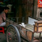Chaozhou Street Style Tea Poster