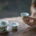 Crane & Pine Teacup